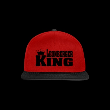 LEONBERGER KING - Casquette snapback