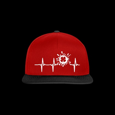 Irish Heartbeat - Snapback cap