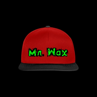 Mr Wax 2 0 - Snapback Cap