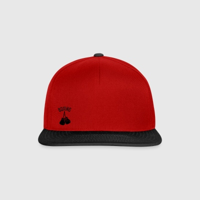 Boxing - Casquette snapback