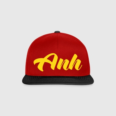 Vietnamese Brother - Anh ~ Tiếng Việt Language - Snapback Cap