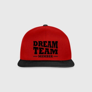 Dream Team Member - Snapback Cap