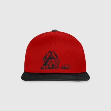 berger allemand - Casquette snapback