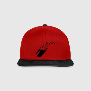 bombe, cocktail, essence - Casquette snapback