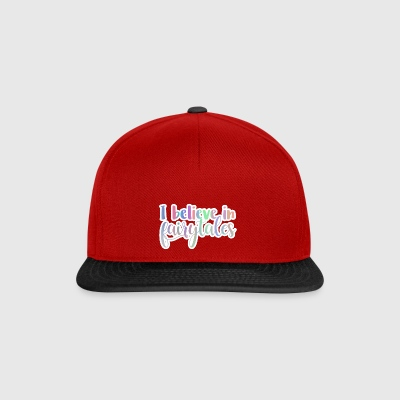 Fairy Tales: I Believe In Fairytales - Snapback Cap