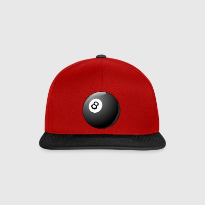 piscine billards billard queue de billard balle sport11 - Casquette snapback