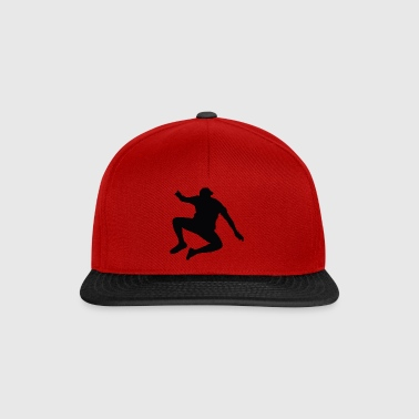 Cool motive: Freerunning Springer - Snapback Cap