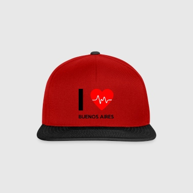 I Love Buenos Aires - I love Buenos Aires - Snapback Cap