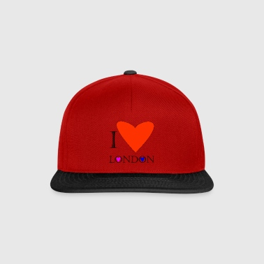 I Love London 1A - Snapback Cap