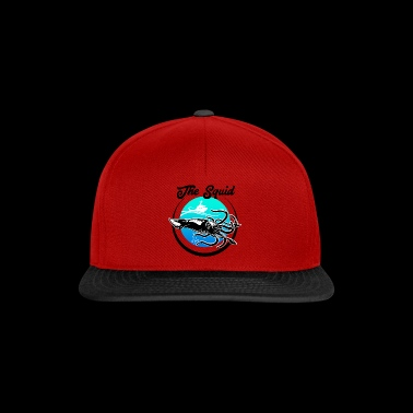 The Squid - Snapback Cap
