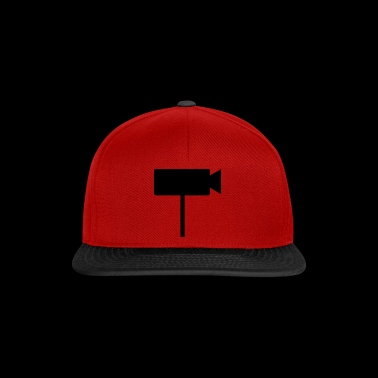 Security Cam inattivo - Snapback Cap