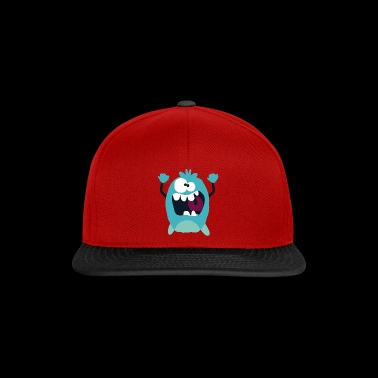 Alexandro - Monster Cool Collection - Snapback Cap
