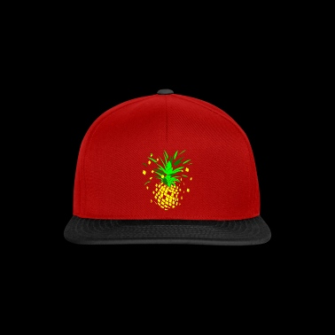 Pineapple fruity explosion - Snapback Cap