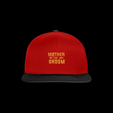 Mother of the groom - Snapback Cap