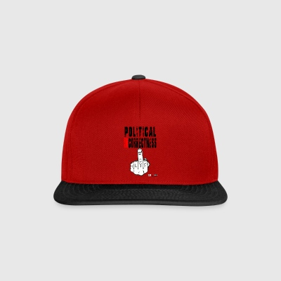 Lokey Games Official Political Incorrectness - Snapback Cap