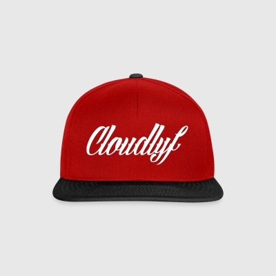 cloudlife_logo_sam_adams - Snapback Cap