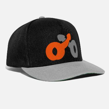 Symbol male to male - Snapback Cap