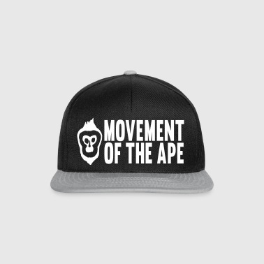 Movement of the Ape - Snapback Cap