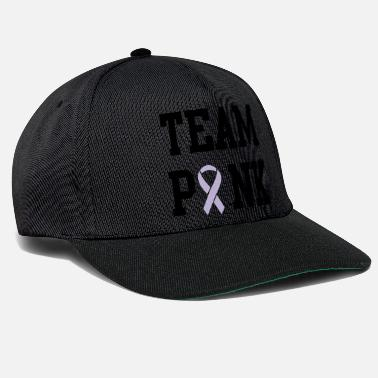 Team Pink Ribbon - Snapback Cap