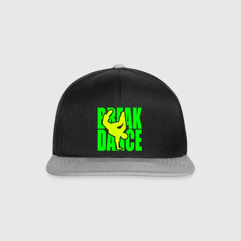 Breakdance danseur breakdancer breakdancing - Casquette snapback