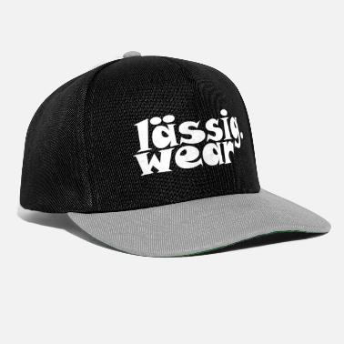 Wear casual wear - Snapback Cap