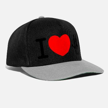 Sprinten I love racing - jogging - Snapback Cap