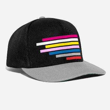 Spreadshirt Design Big Bang Nerd Nerdy - Snapback Cap