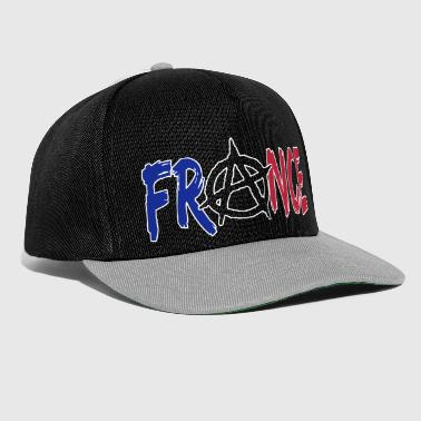 France anarchiste - Casquette snapback