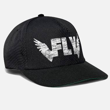 Fly Wing fly flying - Snapback Cap