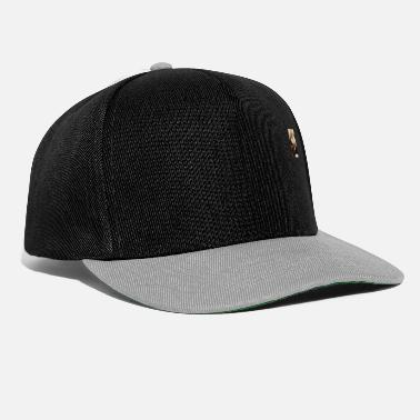 Small Panda Baby Asian Small Clawed Otter - Snapback Cap