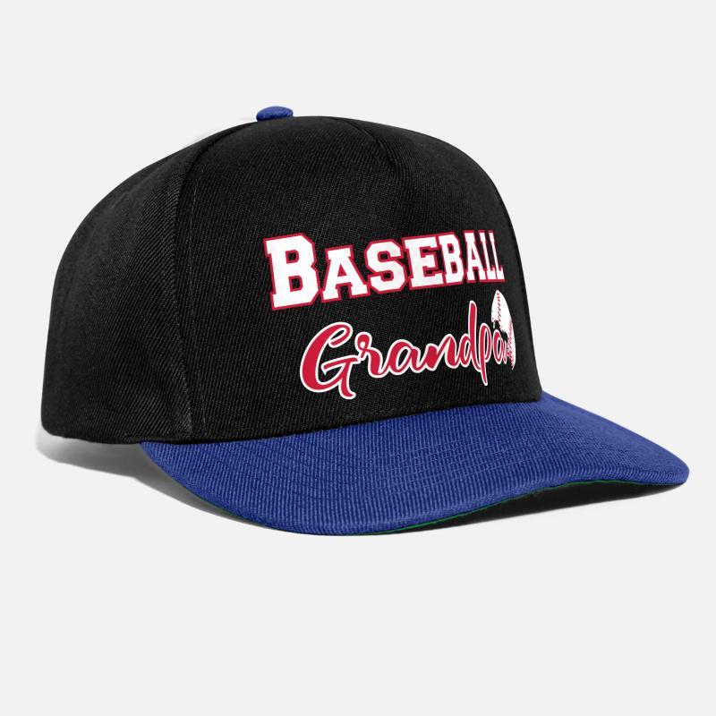 baseball grandpa Snapback Cap  d115f791cb35