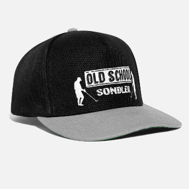 Old School Sondler Metalldetektor Old School - Snapback Cap