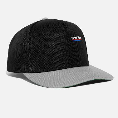 First first name - Snapback Cap