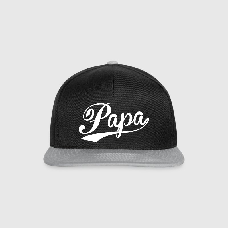 Papa - Casquette snapback