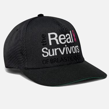 The Real Survivors of Breast Cancer - Snapback Cap