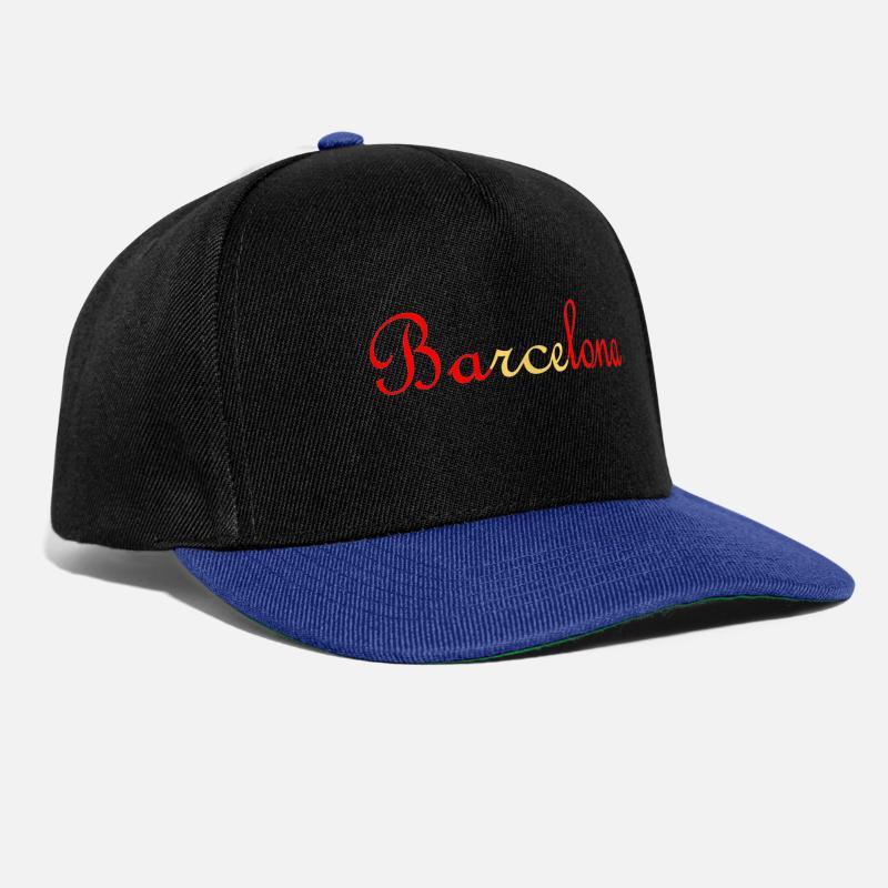 Barcelona Snapback Cap  b98831ada76