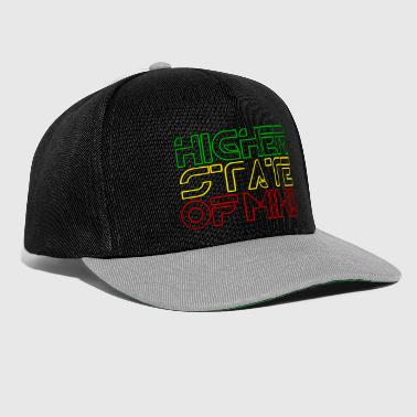 Higher State Of Mind - Snapback Cap