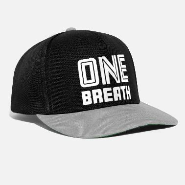 Freediving Freediving - One Breath II - Snapback Cap