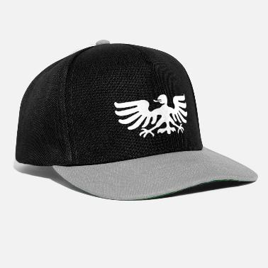 Eagle Bird Coat Of Arms Animal - Snapback Cap