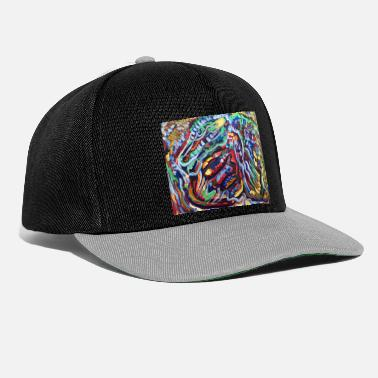 Gammon the dragon - Snapback Cap