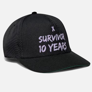Survivor - 10 Years - Snapback Cap