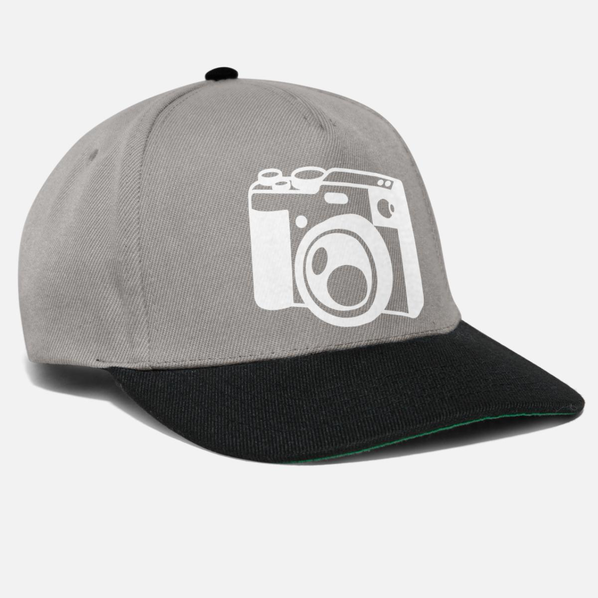 9d7c303fc0f camera old style shutter colour vintage Snapback Cap