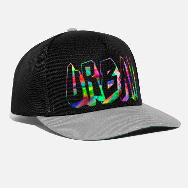 Singhistic urban in colour - Snapback Cap