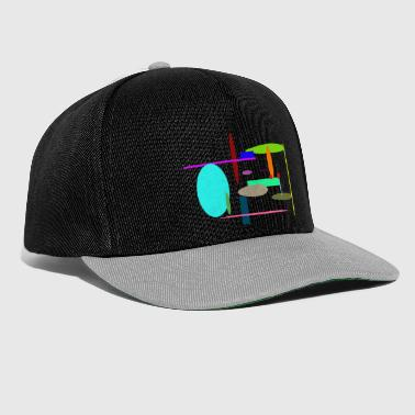 Shape Shapes. - Snapback Cap