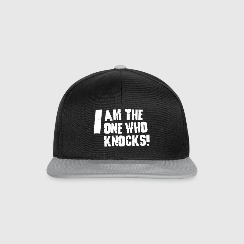 I am the one who knocks - Gorra Snapback