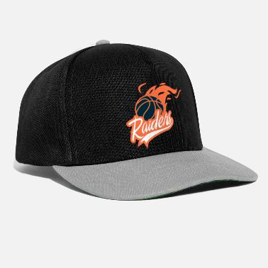 Raider Basketball Raiders - Snapback Cap