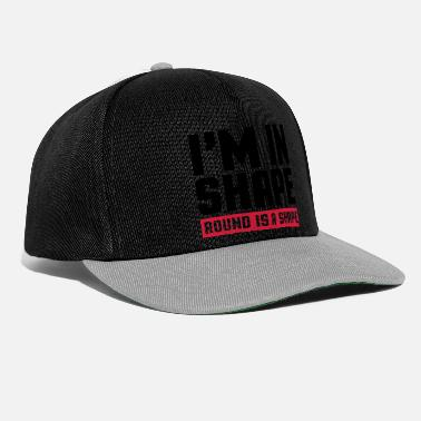 Shape I'm In Shape - Snapback-lippis