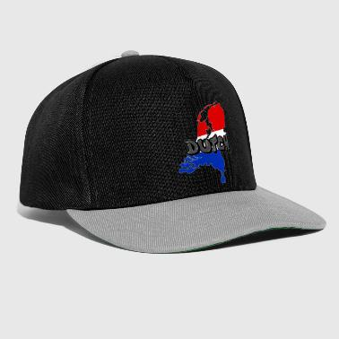 Pays-Bas - Casquette snapback