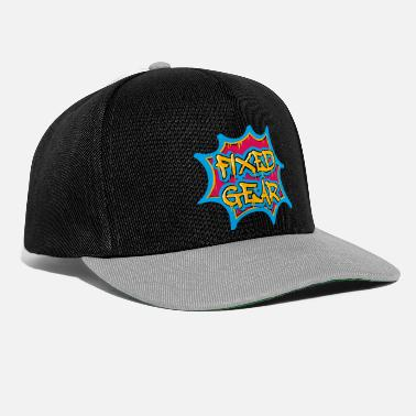 Gear FixedGear - Snapback cap