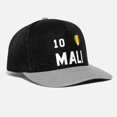 Mali Mali flag football team fan team gift - Snapback Cap